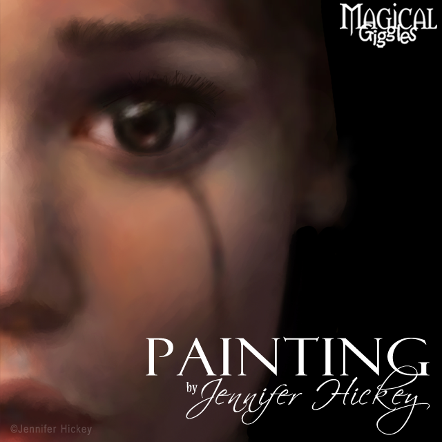 Instagram Painting Psylence Broken