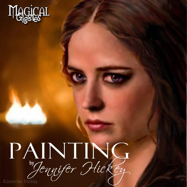 Instagram PaintingMorganPendragon