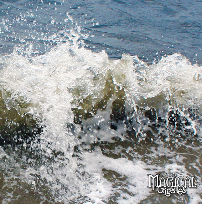 Kinetic water.