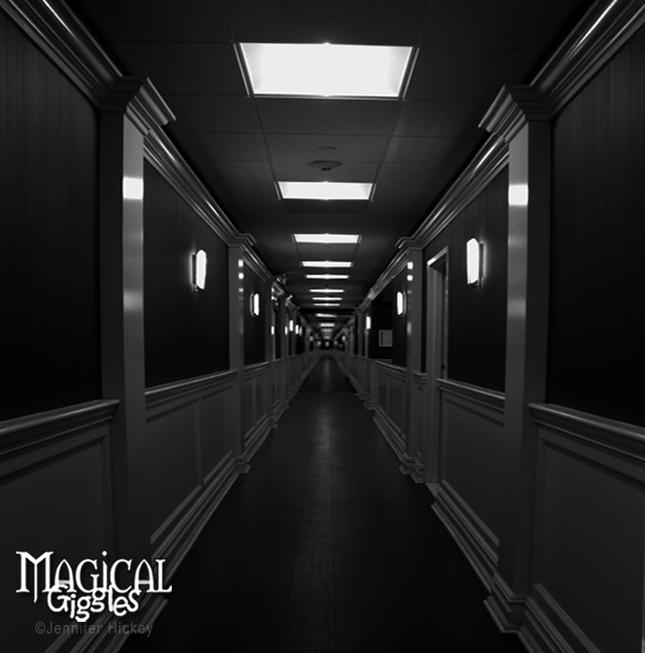 Endless Hallway.