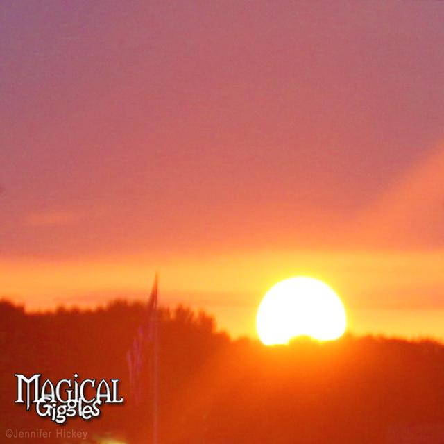 Phoney Sunset.