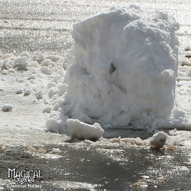 Our very own Iceberg.